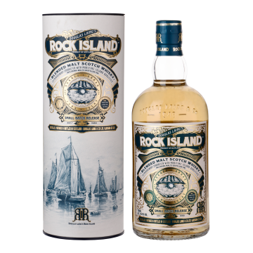 Rock Island Blended Malt Scotch Wiskey